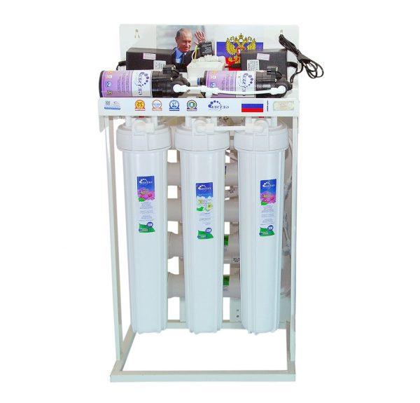 Máy lọc nước công suất lớn 50l/h đảm bảo an toàn cho sức khỏe cộng đồng