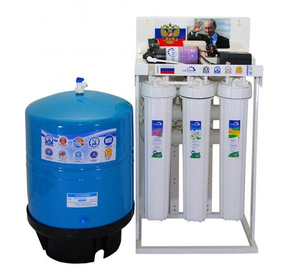Máy lọc nước dùng cho công ty nên dùng loại máy lọc nước công suất lớn
