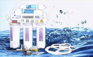 Chất lượng nước đầu ra của máy lọc nước Geyser GS-TK7 ngọt và mềm
