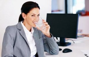 Sử dụng máy lọc nước công suất lớn chính là cách để đảm bảo sức khỏe cho công nhân viên