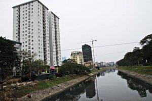 Nước thải khu dân cư gây ô nhiễm nghiêm trọng môi trường nước