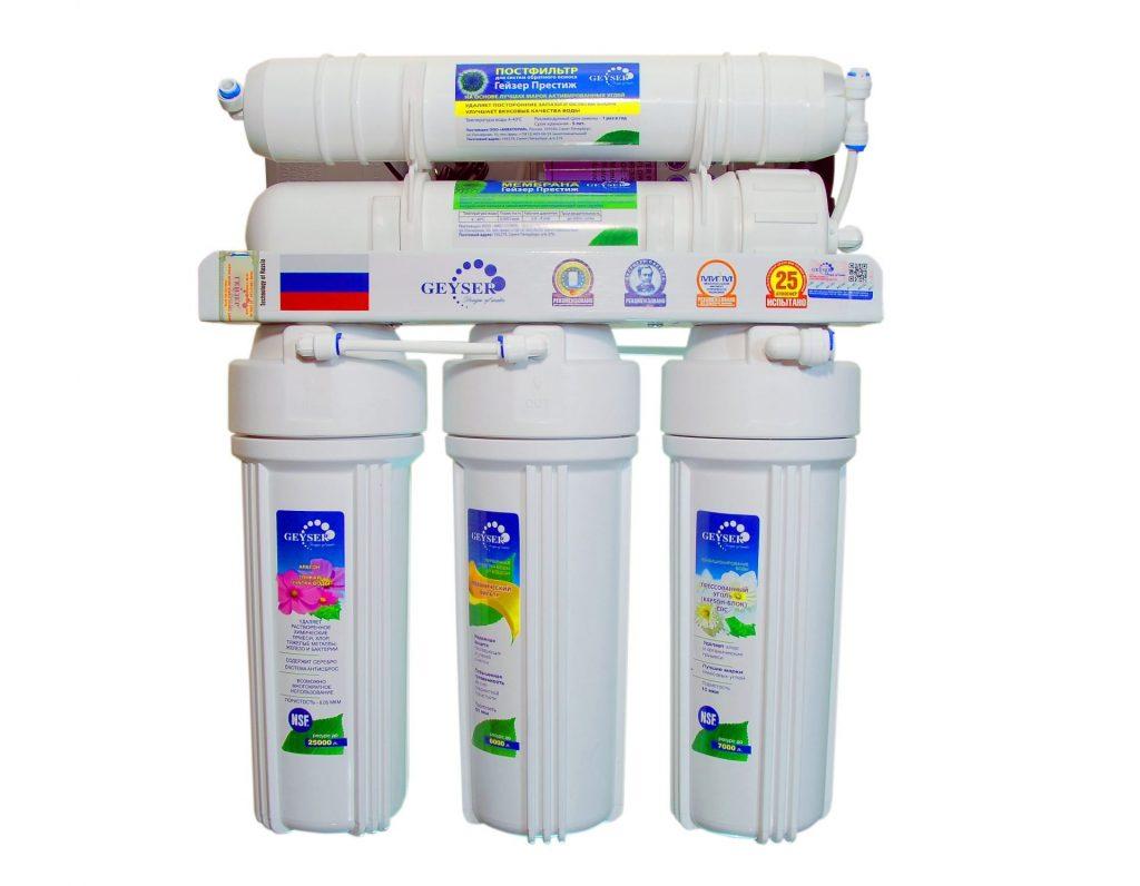 Máy lọc nước Nano Geyser - Giải pháp lọc nước ăn uống tiết kiệm và hiệu quả cho nguồn nước thủy cục