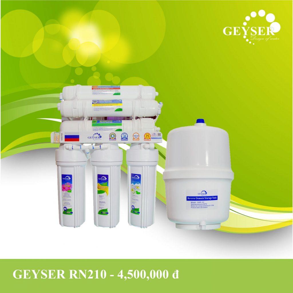 Tại sao khách hàng nên mua máy lọc nước tại đại lý máy lọc nước Geyser chính hãng?