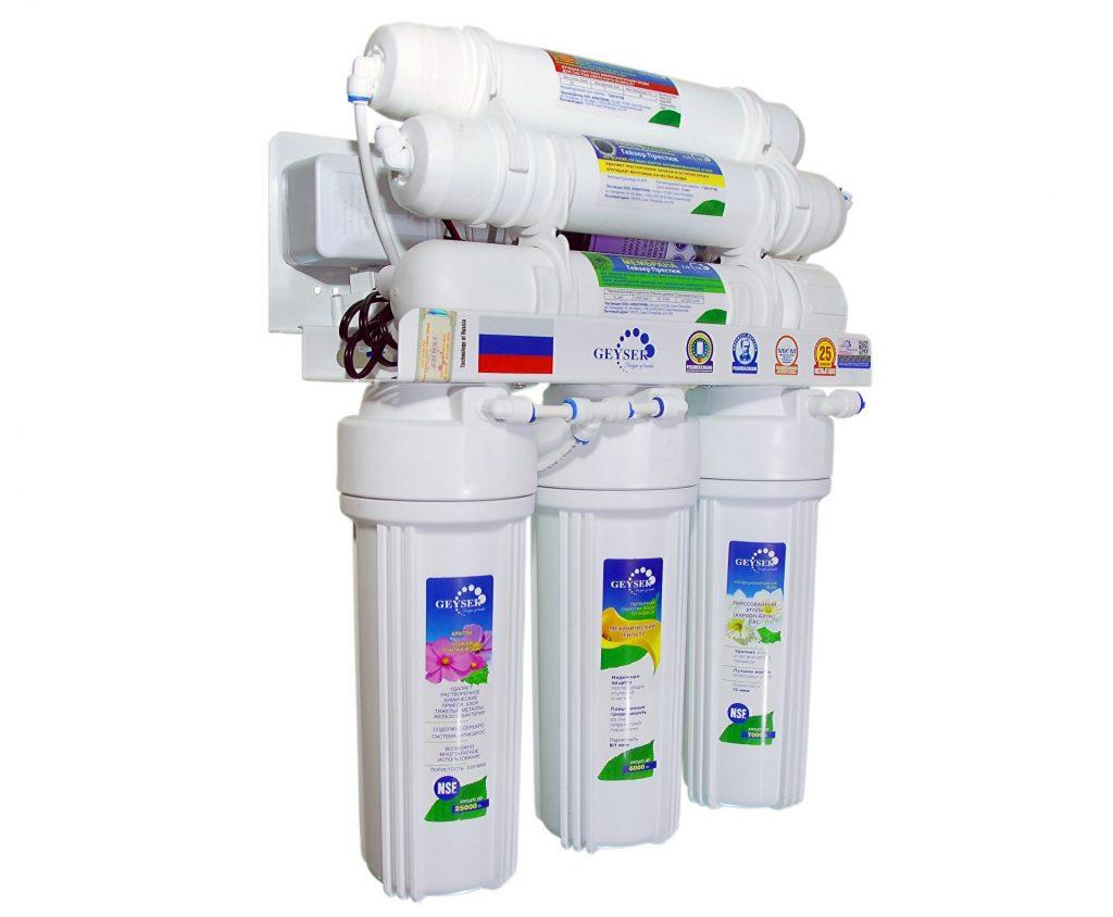 Máy lọc nước Geyser RN 210 - Sức mạnh nhân đôi từ 2 công nghệ cho nước sạch hơn, an toàn hơn cho sức khỏe.