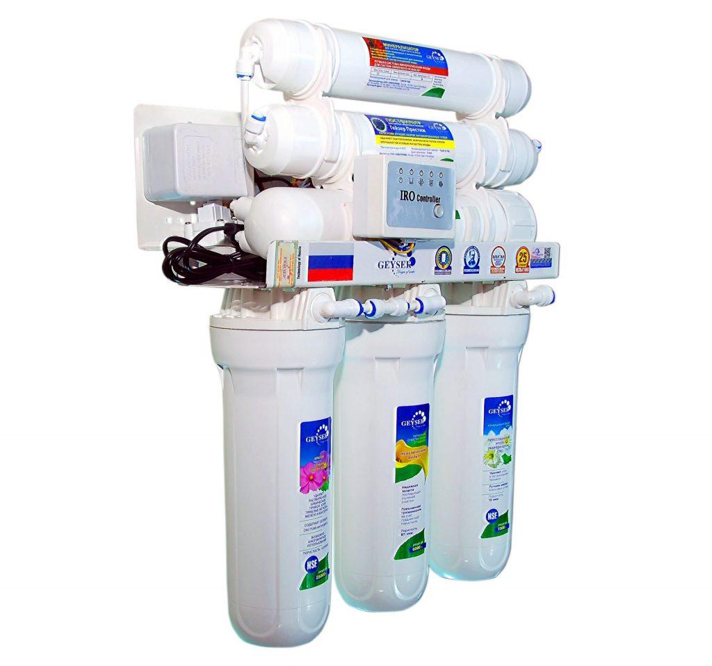 Dòng máy lọc nước tích hợp hai công nghệ Geyser RN 415 có gì vượt trội so với những dòng máy thông thường?