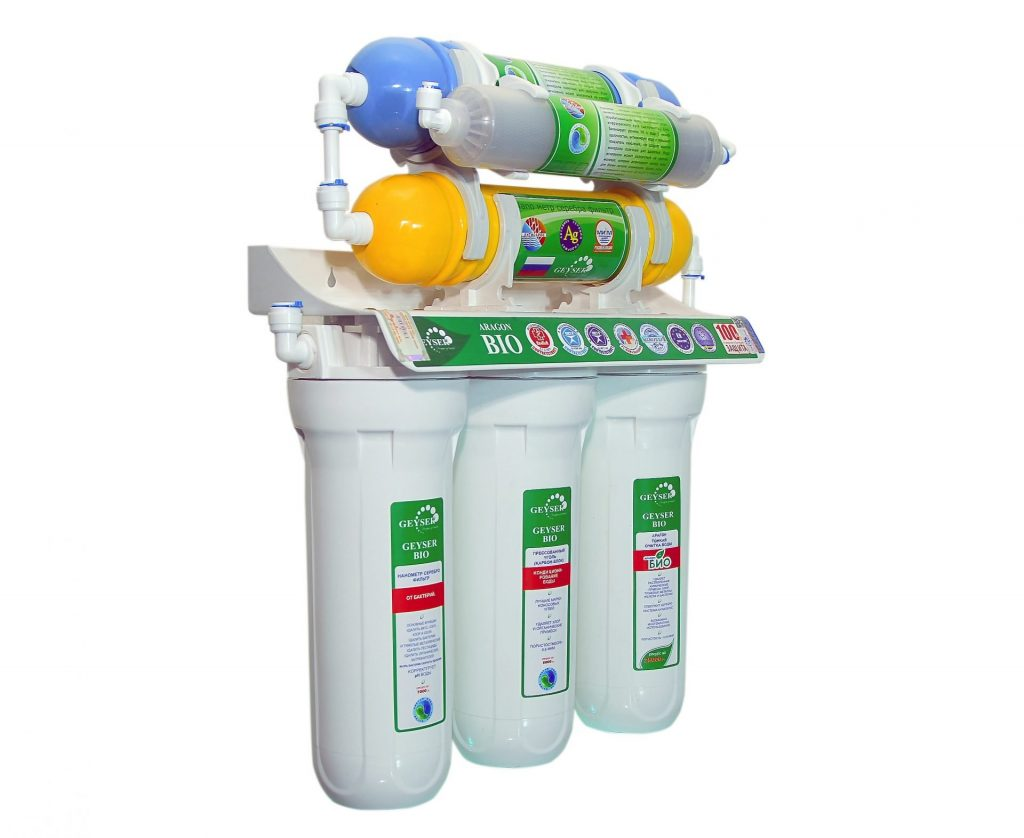 Những ưu điểm nổi bật của dòng máy lọc nước Geyser Bio rất được người dùng yêu thích hiện nay